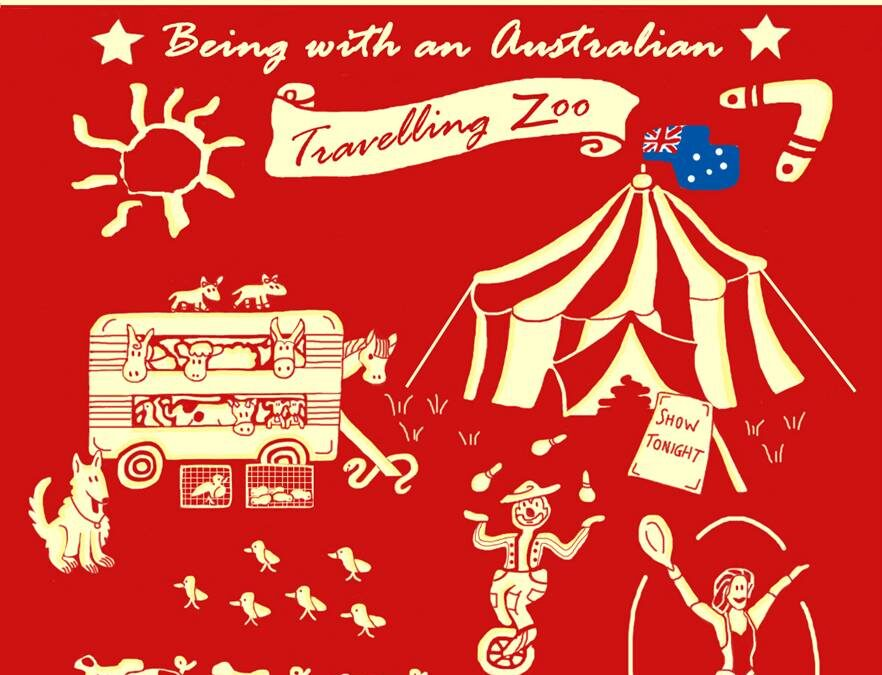 The Show Must Go On – Being with an Australian Travelling Zoo by Sal Bolton
