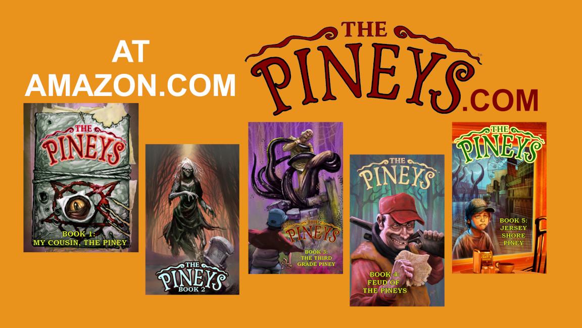 Tony DiGerolamo Talks About The Pineys