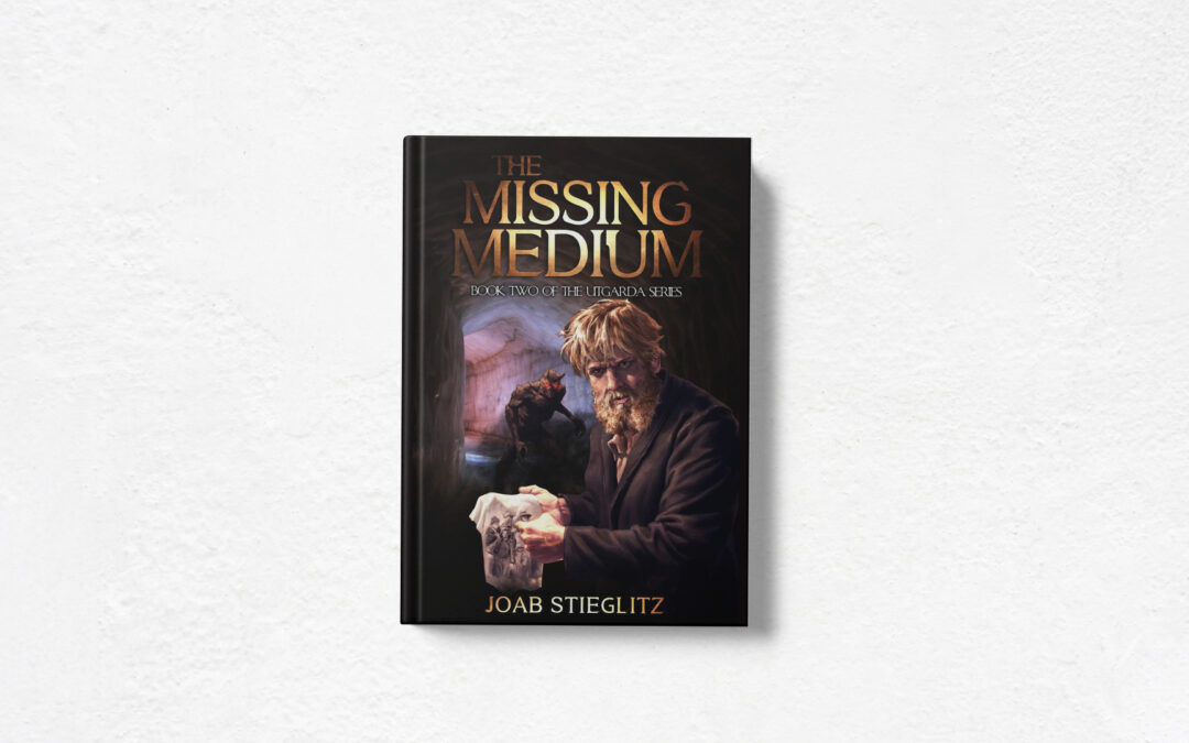 Book Feature: The Missing Medium by Joab Stieglitz