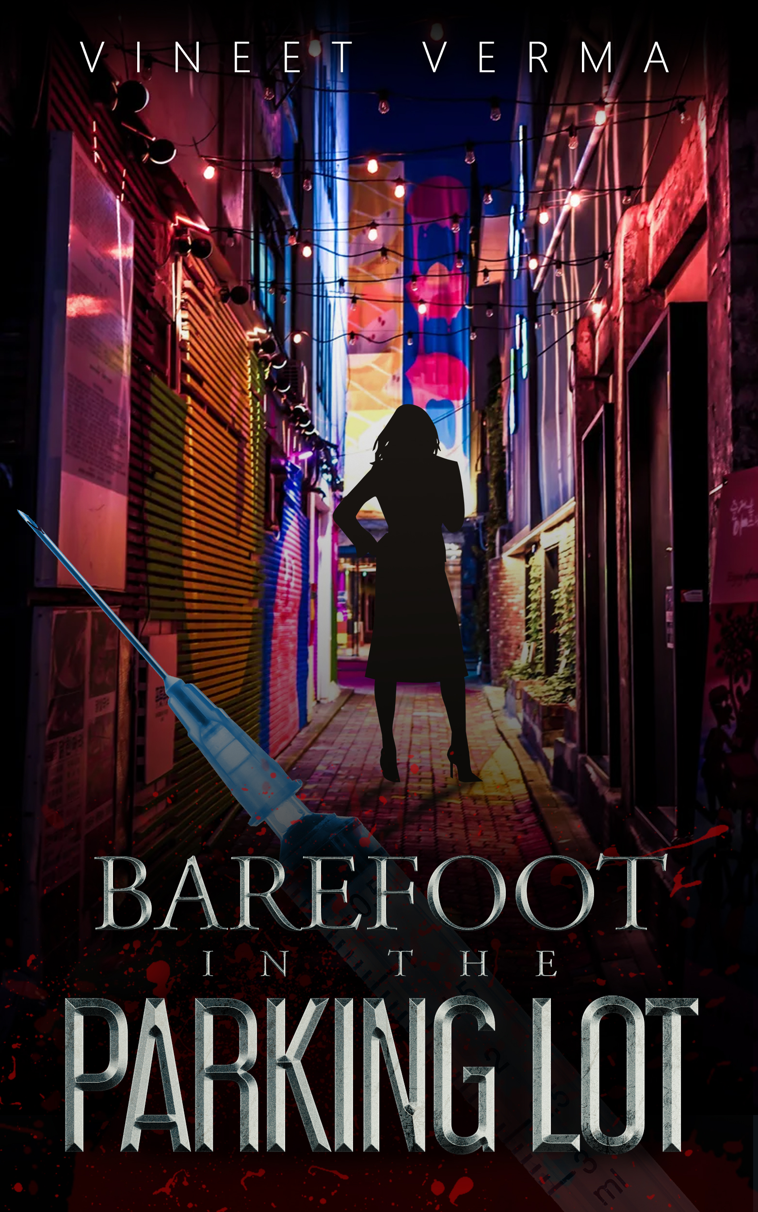 Barefoot in the Parking Lot by Vineet Verma