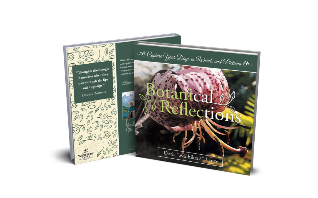 Book Feature: Botanical Reflections by Doris Lance