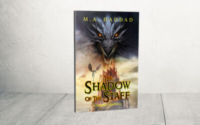 Book Feature: The Shadow of the Staff by Mark Haddad