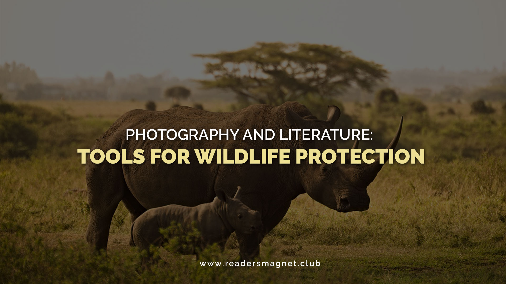 Photography-and-Literature-Tools-for-Wildlife-Protection banner