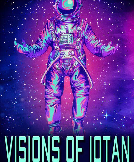 New LGBTQ+ Sci-Fi Book: Visions of Iotan by Jaimie N. Schock
