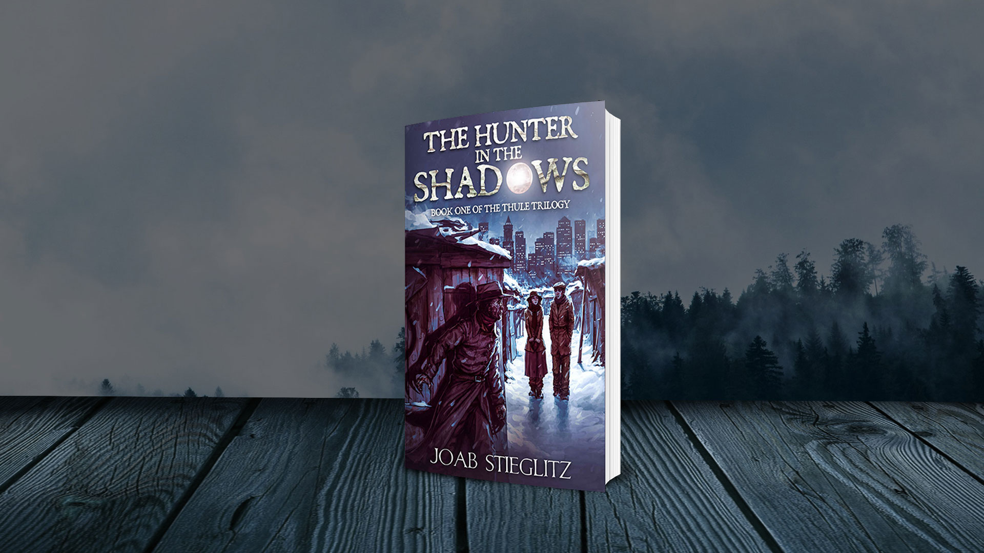 Book-feature-hunter in the shadows banner