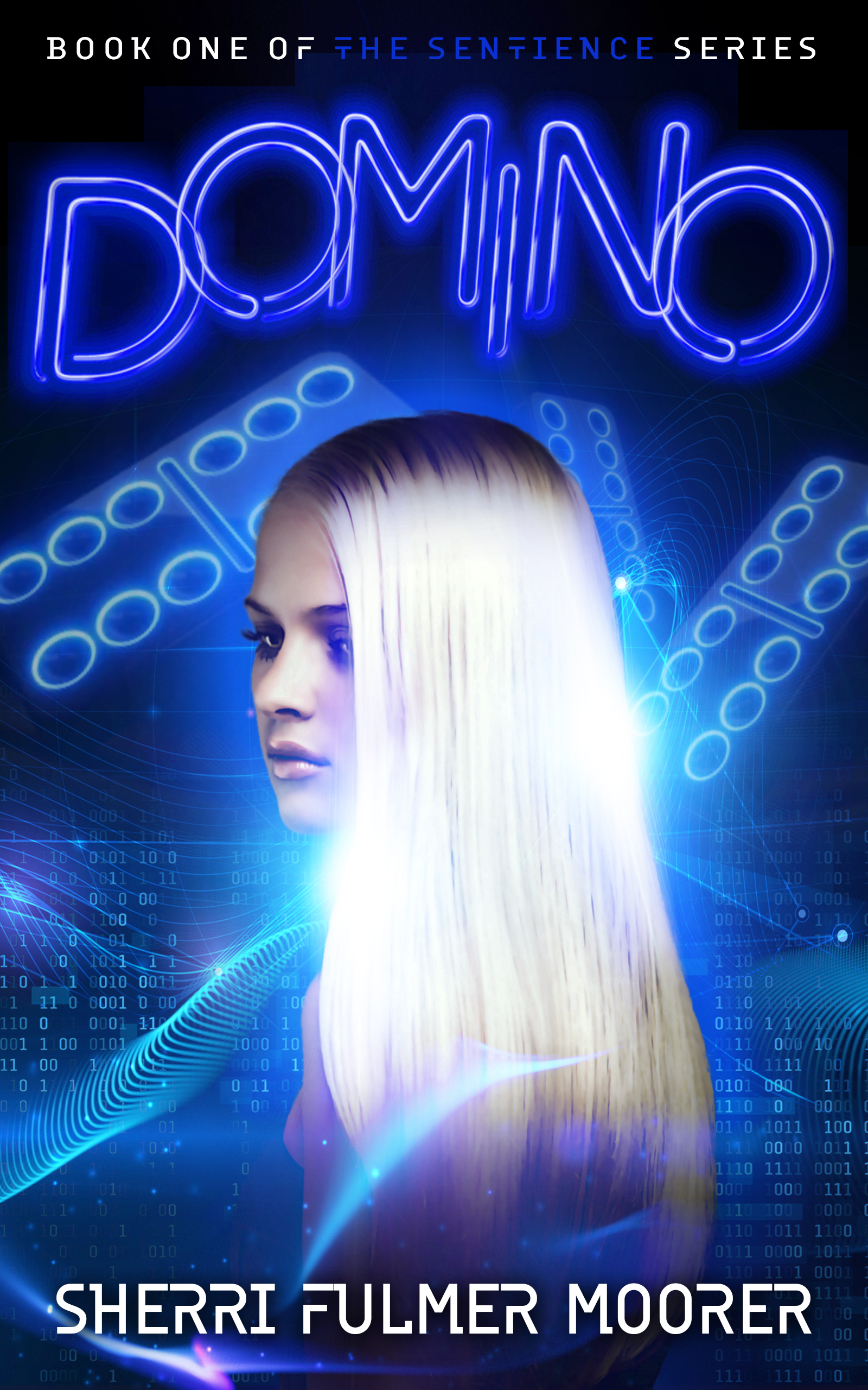 Domino - The Novella that Blurs the Line Between Life and Death by Sherri Moorer