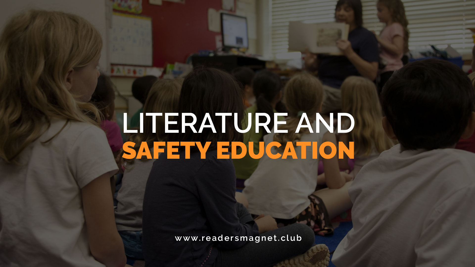 Literature-and-Safety-Education banner