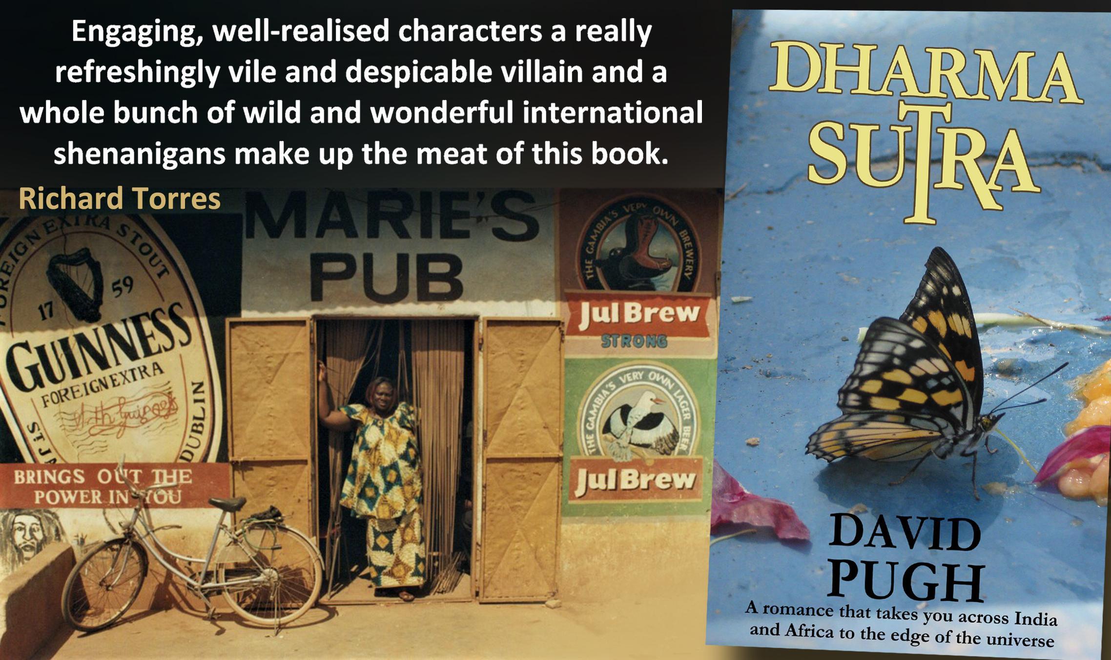 Dharma Sutra by David Pugh