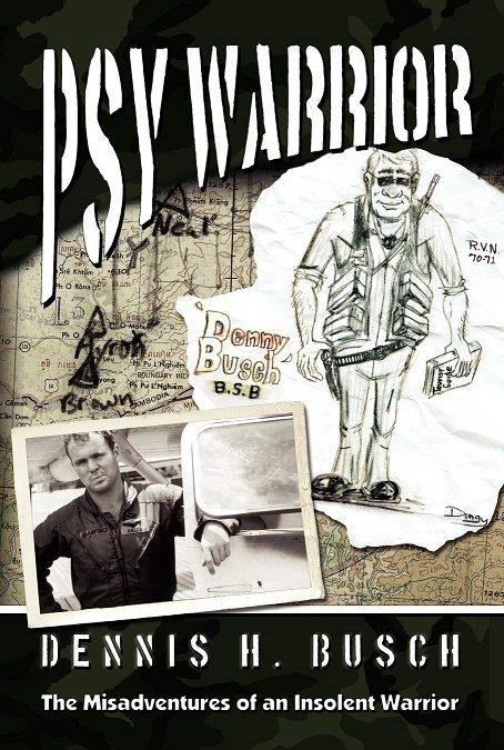Psywarrior by Dennis Busch