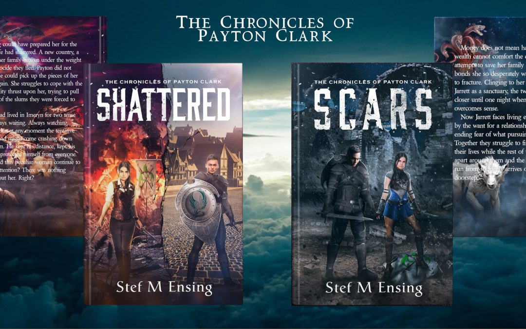 The Chronicles of Payton Clark by Stef M Ensing