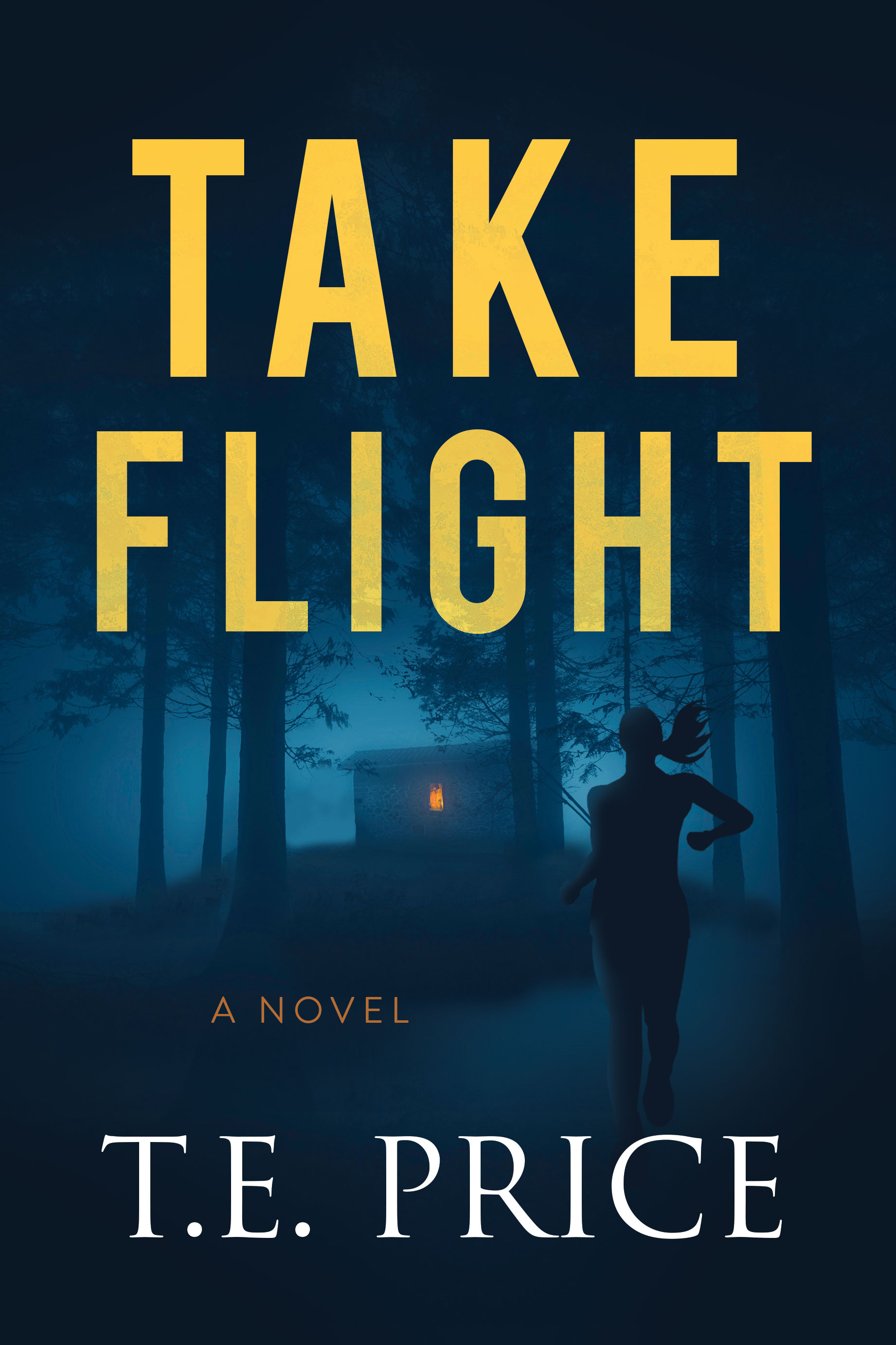 Take Flight: Author T.E. Price