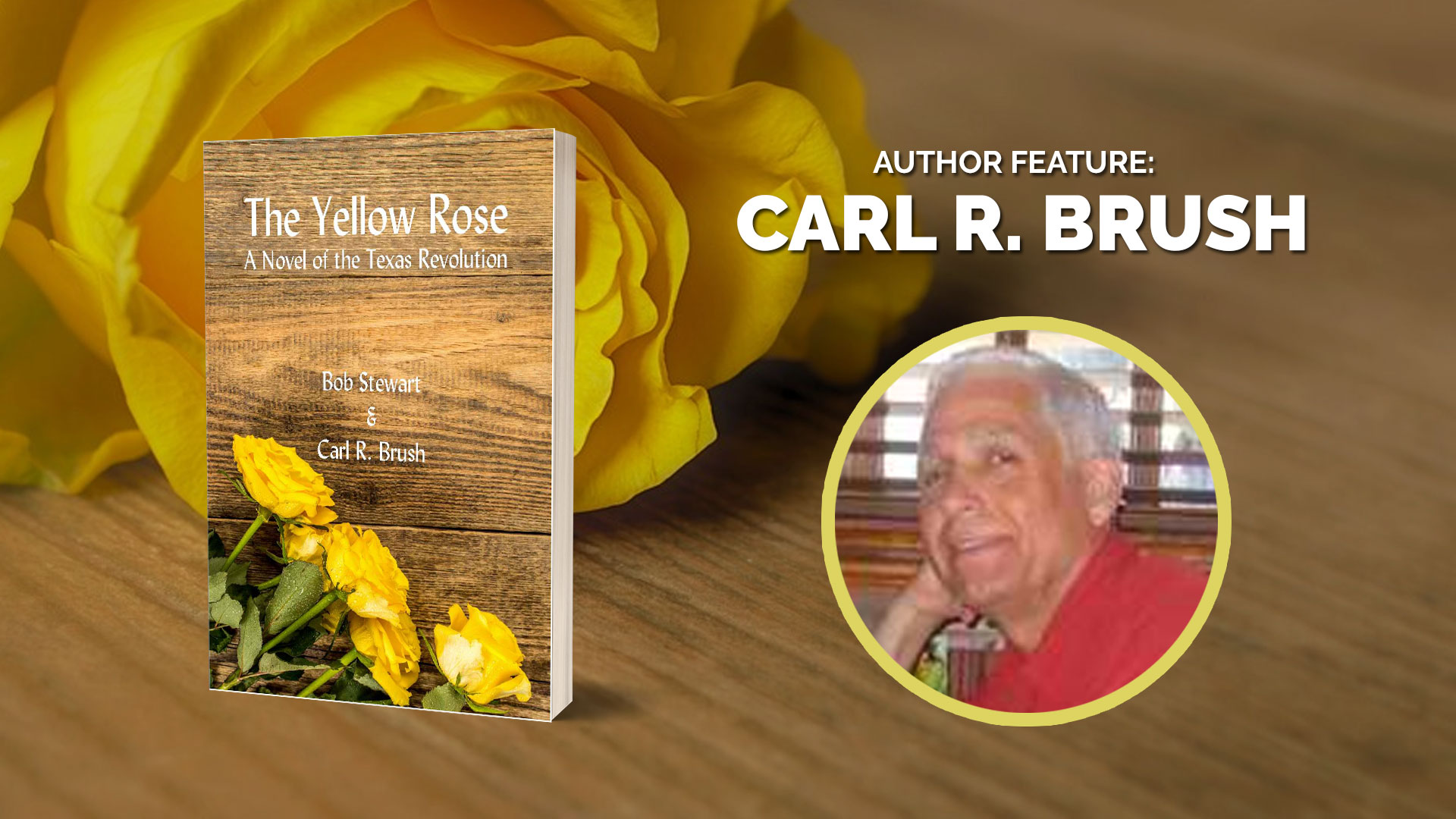 Author-Feature-Carl-R.-Brush banner