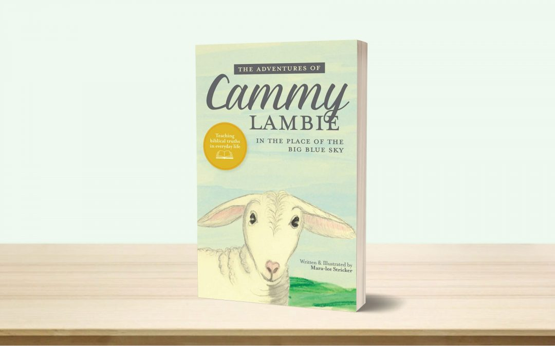 Book Feature: The Adventures of Cammy Lambie by Mara-lee Stricker