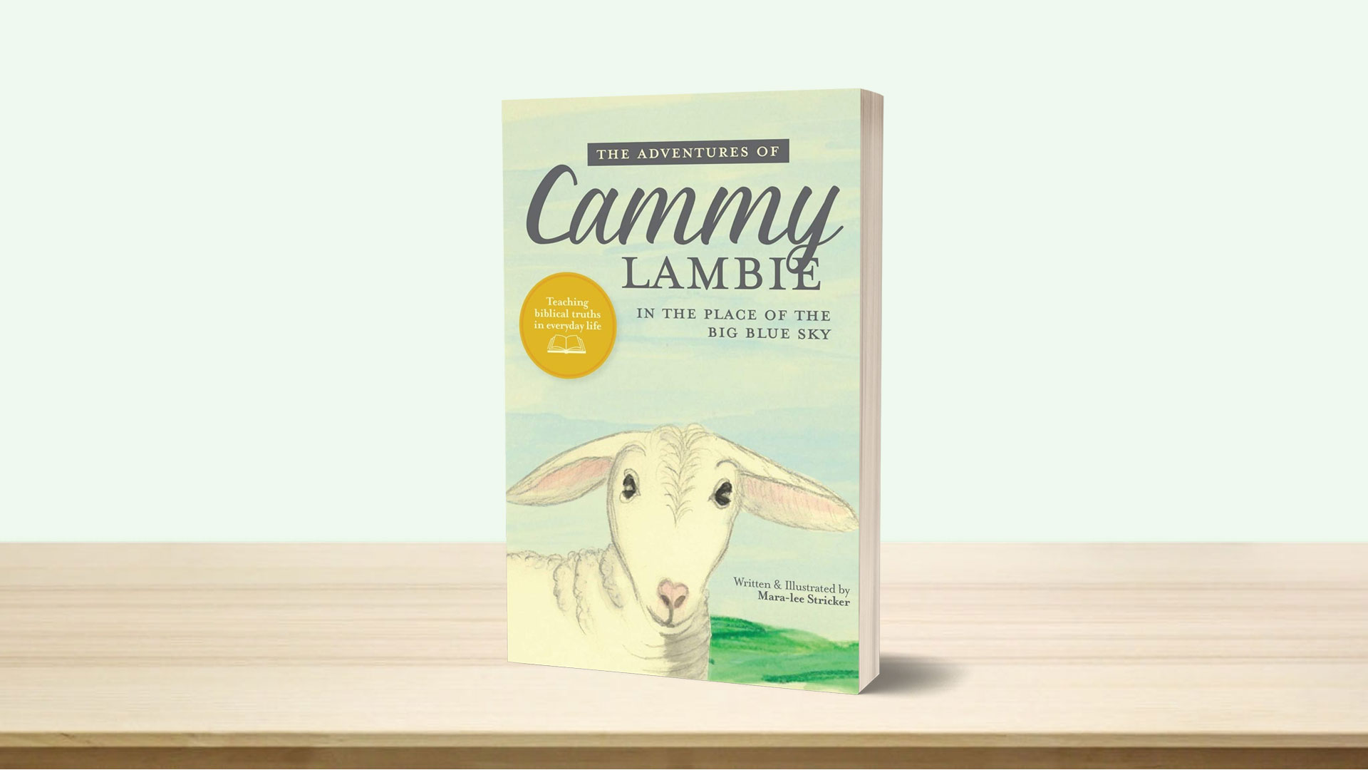 Book-feature-The-Adventures-of-Cammy-Lambie-by-Mara-lee-Stricker banner