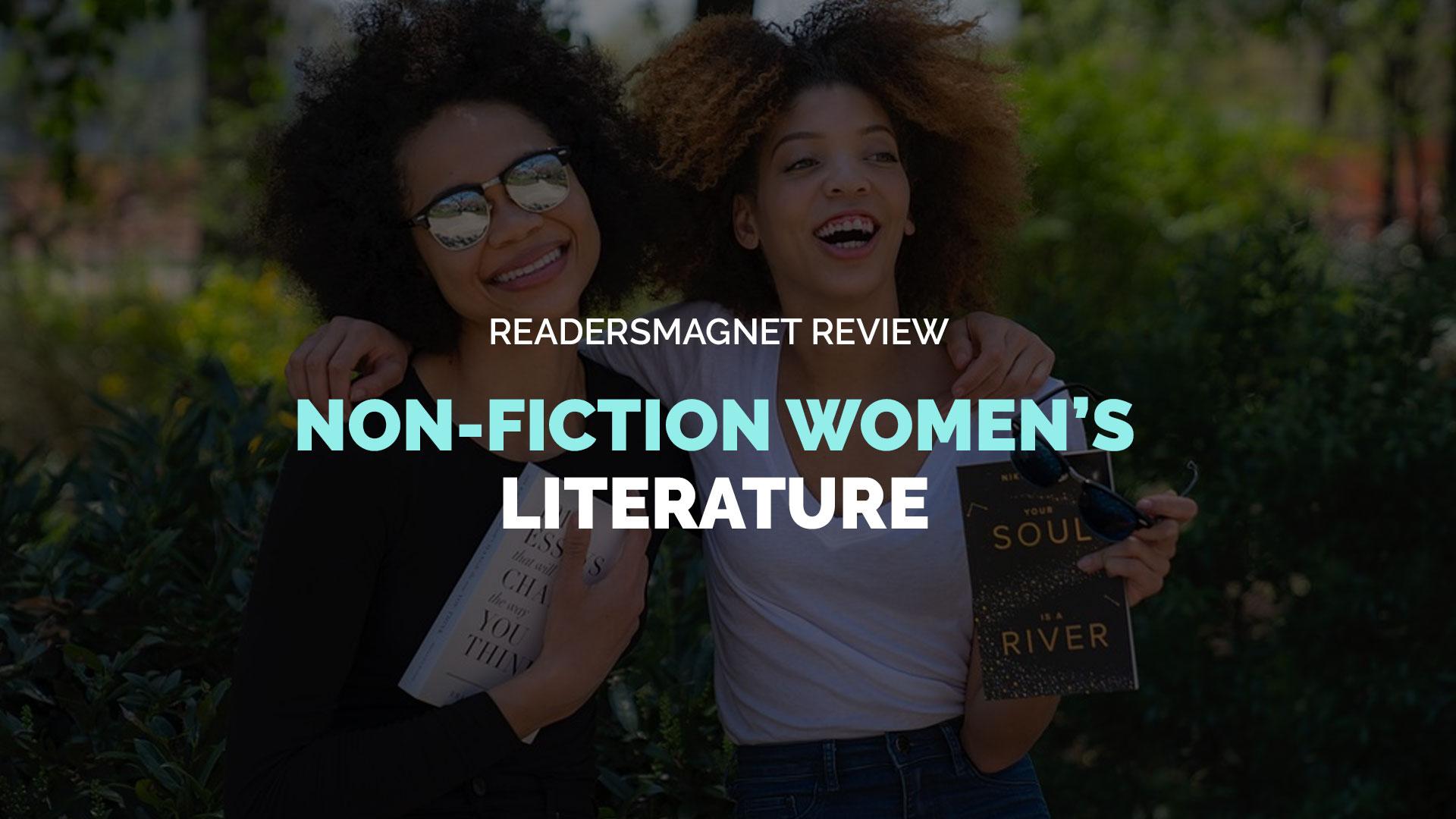 Non-Fiction-Womens-Literature banner