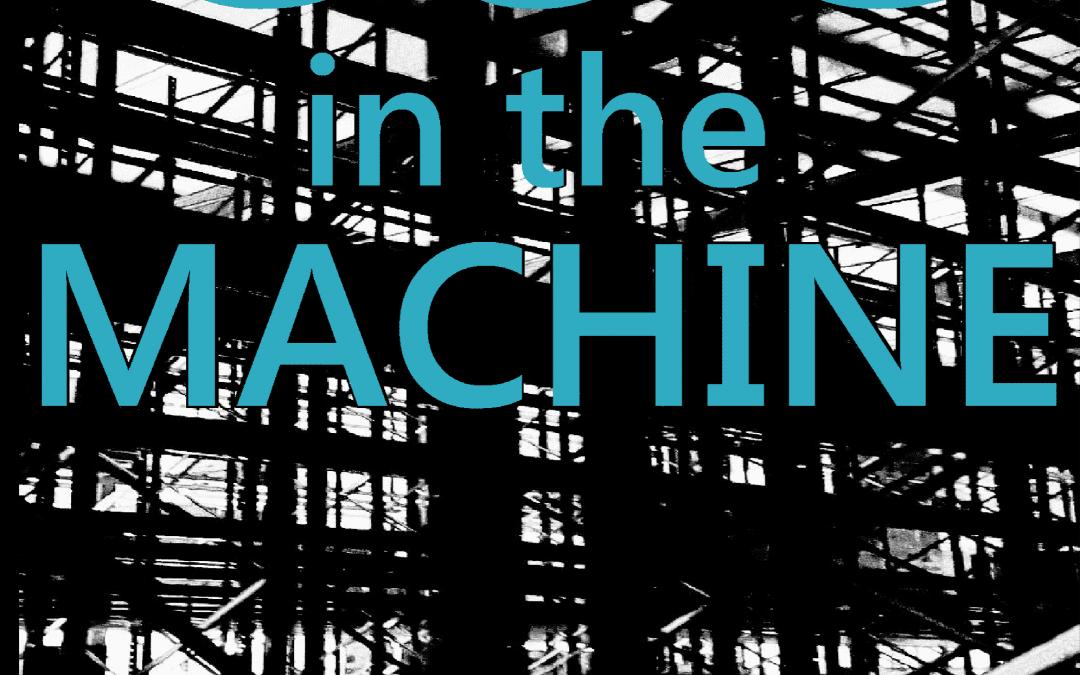 Cog in the Machine by Nigel Shinner