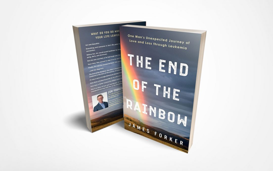 Book Feature: The End of the Rainbow by James Forker