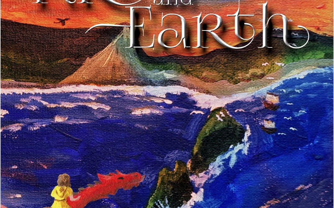 The Child of Fire and Earth by Barry Ryerson